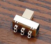 Hofner guitar parts -slide switch