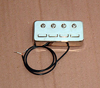 Hofner guitar parts - Hofner bass staple top pick up