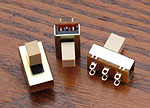 Hofner guitar parts - slide switches