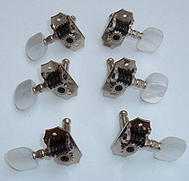 Hofner machine heads