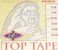 Rotosound Toptape strings from Alan Exley at Project Guitar Parts