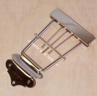 Hofner guitar parts - Hofner bass tailpiece