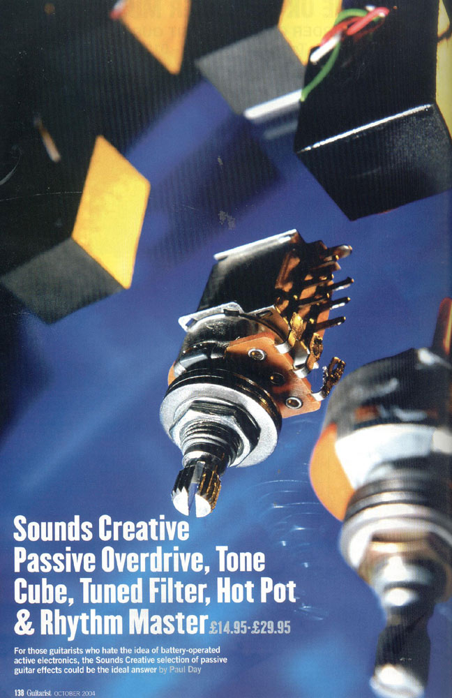 Review - Sound Creative from Alan Exley